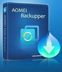 Phần mềm backup dữ liệu AOMEI Backupper