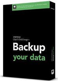 Phần mềm backup dữ liệu O&O DiskImage