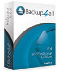 Phần mềm backup dữ liệu Backup4all
